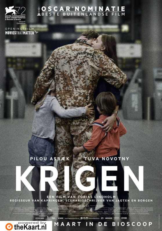 Krigen poster, � 2015 September