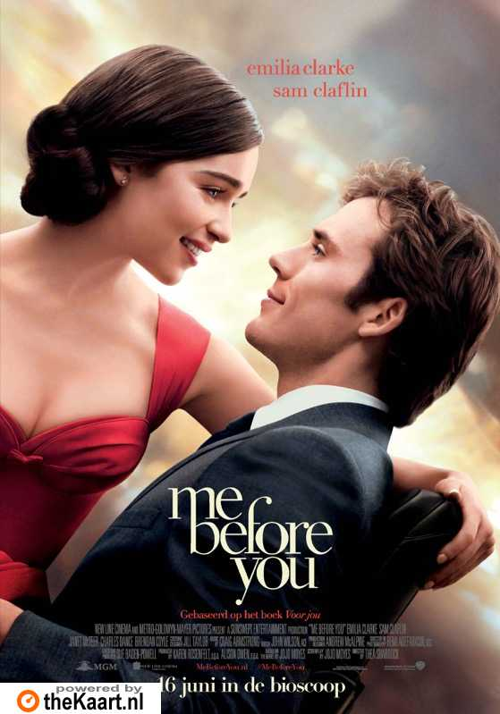 Me Before You poster, � 2016 20th Century Fox