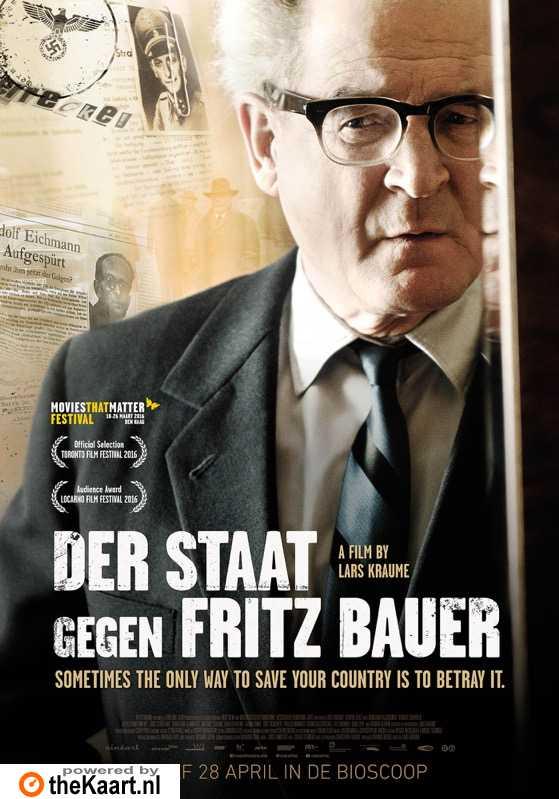 Der Staat gegen Fritz Bauer poster, � 2015 Cin�art