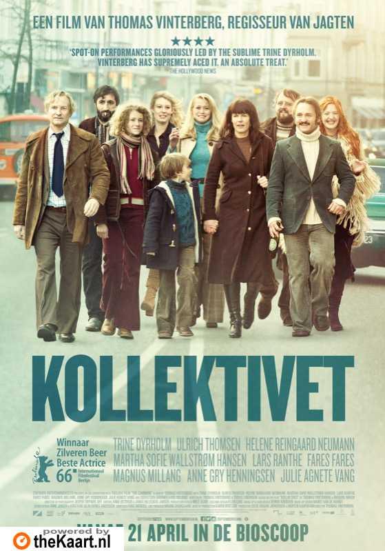 Kollektivet poster, � 2016 September