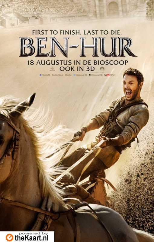 Ben-Hur poster, � 2016 Universal Pictures International