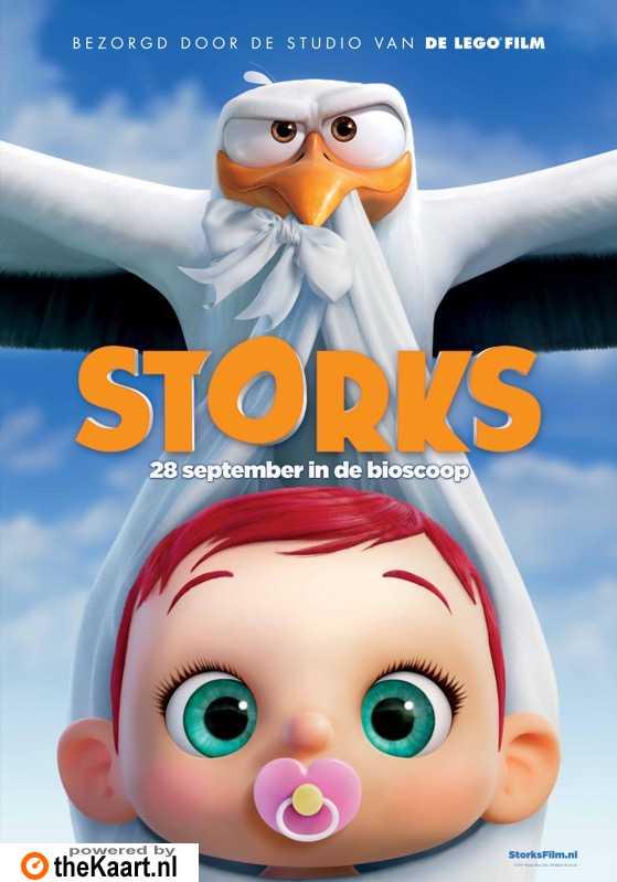Storks poster, � 2016 Warner Bros.