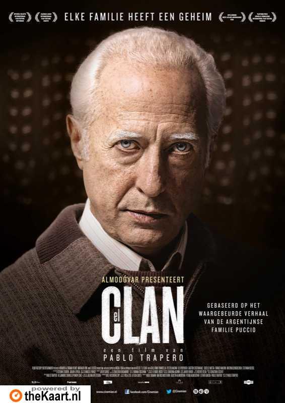 El Clan poster, © 2015 Cinemien