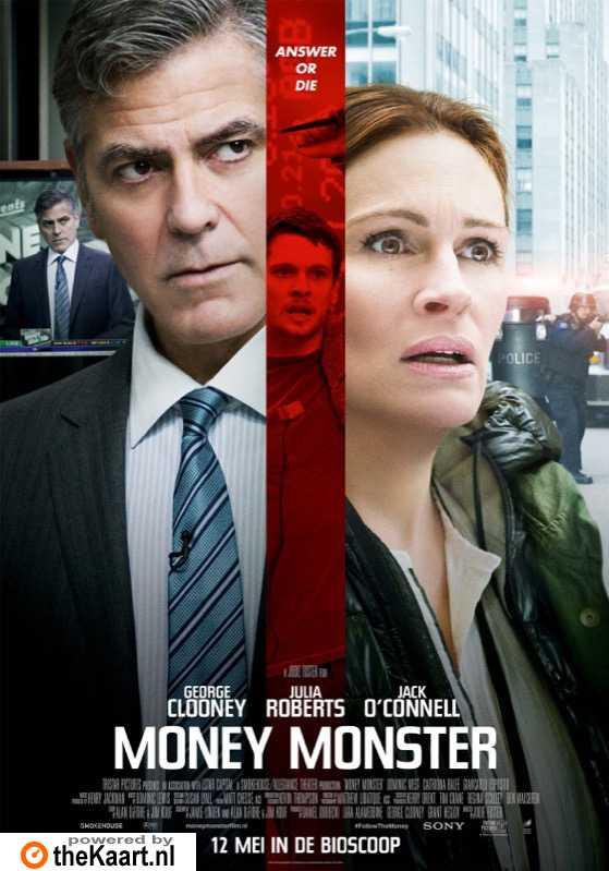 Money Monster poster, � 2016 Universal Pictures International