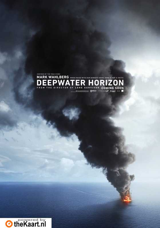 Deepwater Horizon poster, � 2016 Independent Films