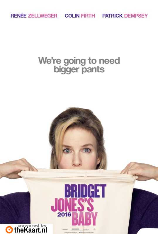 Bridget Jones's Baby poster, � 2016 Universal Pictures International