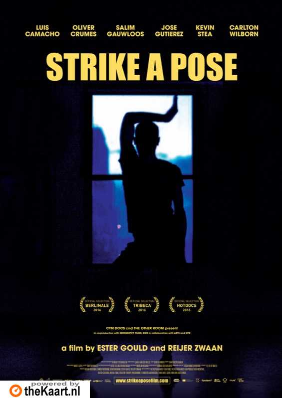 Strike a Pose poster, � 2016 Cinemien