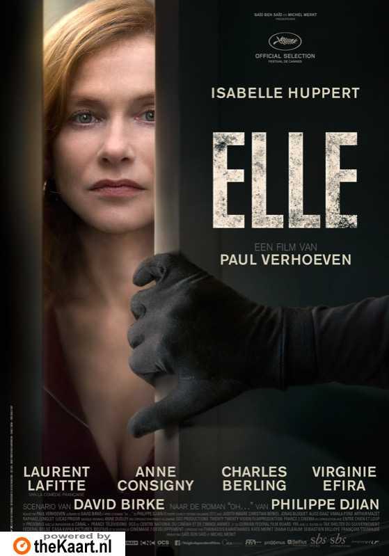 Elle poster, � 2016 Independent Films