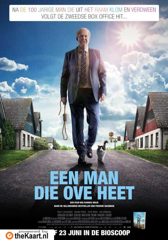 En man som heter Ove poster, © 2015 September
