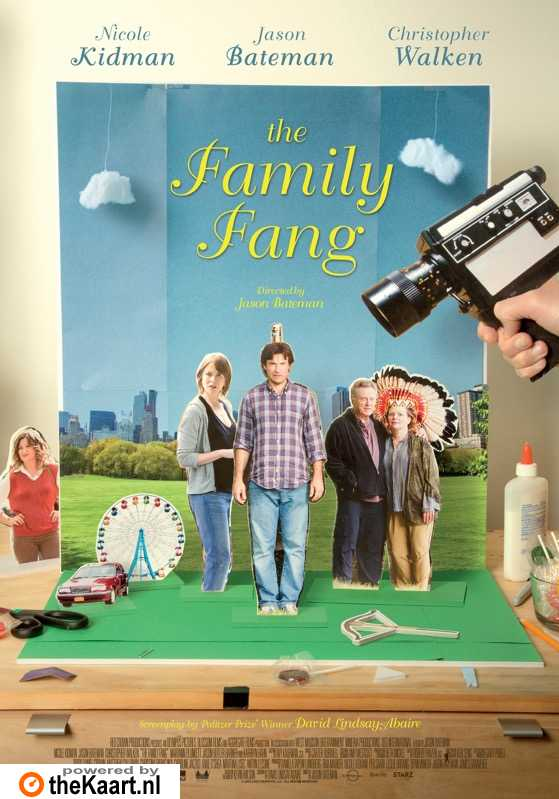 The Family Fang poster, � 2015 Dutch FilmWorks