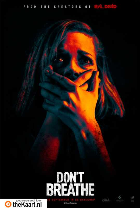 Don't Breathe poster, � 2016 Universal Pictures International