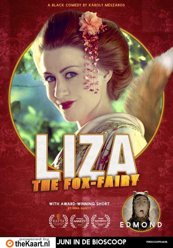 Liza, a r�kat�nd�r poster, � 2015 Periscoop