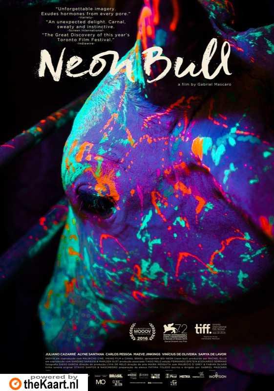 Boi neon poster, © 2015 Cinemien
