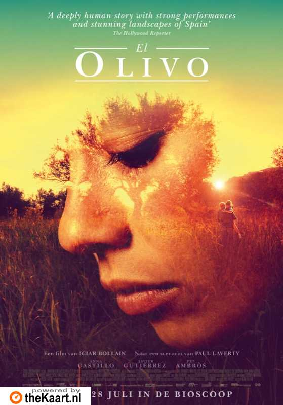 El olivo poster, � 2016 September
