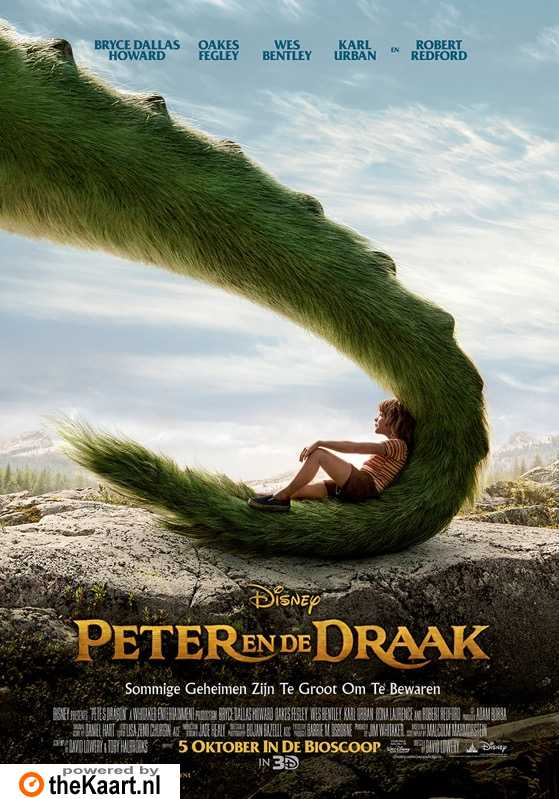 Pete's Dragon poster, � 2016 Walt Disney Pictures