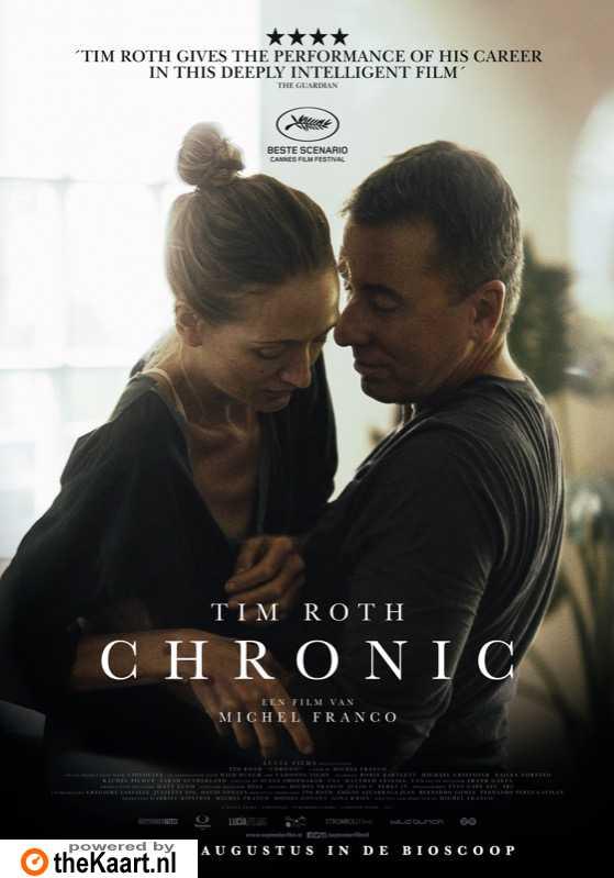 Chronic poster, � 2015 September