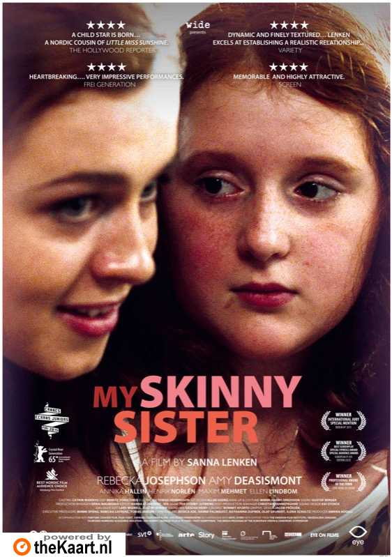 Min lilla syster poster, � 2015 Eye Film Instituut
