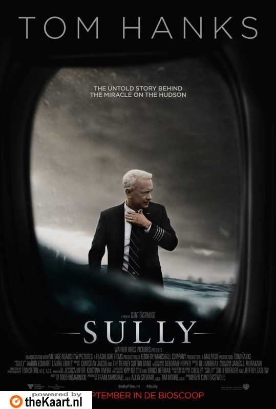 Sully poster, � 2016 Warner Bros.