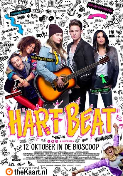 Hart Beat poster, � 2016 Entertainment One Benelux