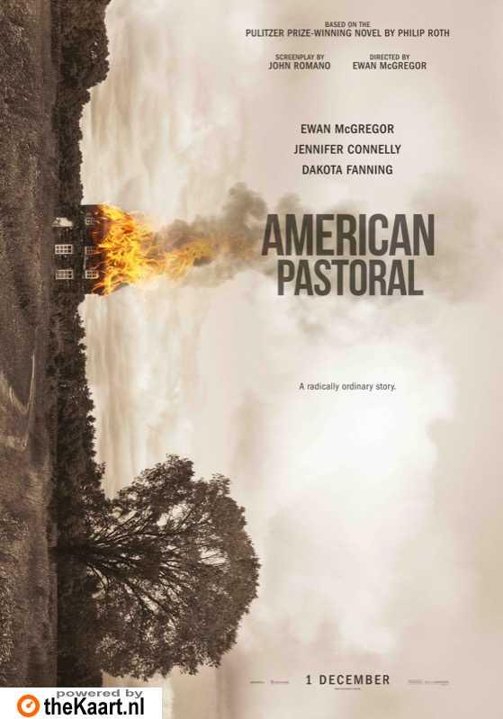American Pastoral poster, © 2016 Splendid Film