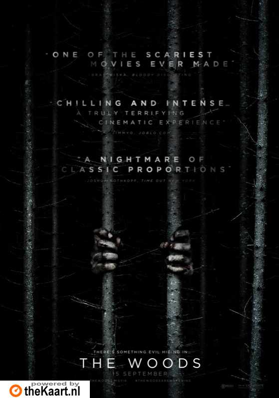 Blair Witch poster, � 2016 Independent Films