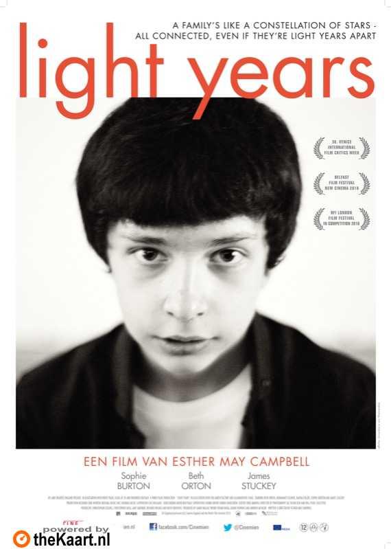 Light Years poster, © 2015 Cinemien
