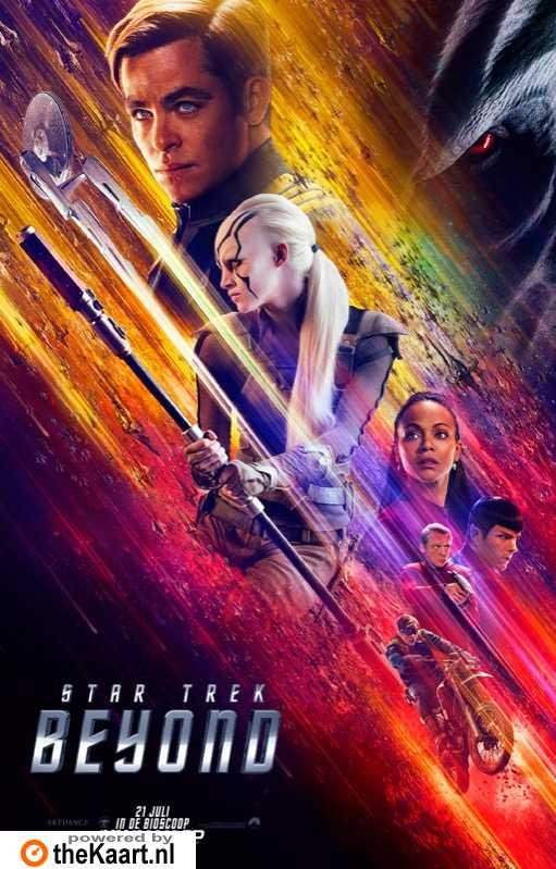 Star Trek Beyond recensie