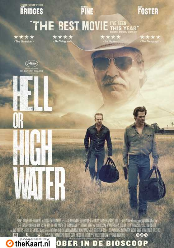 Hell or High Water poster, � 2016 The Searchers