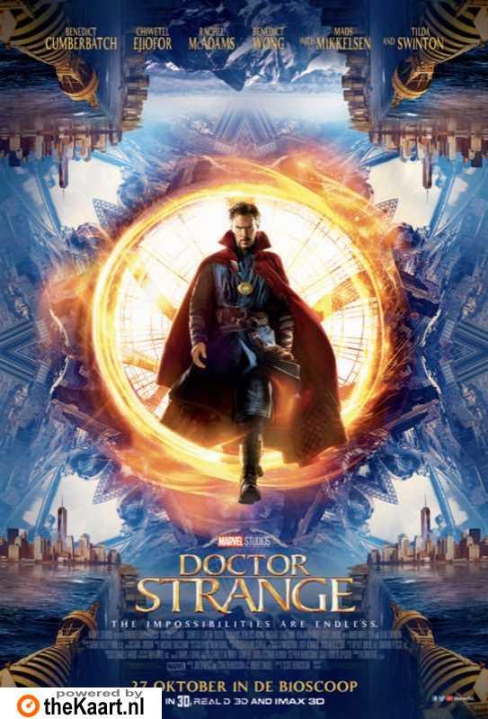 Doctor Strange poster, � 2016 Walt Disney Pictures