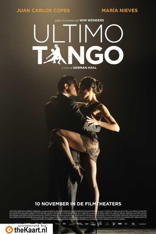 Un tango más poster, © 2015 Just Film Distribution