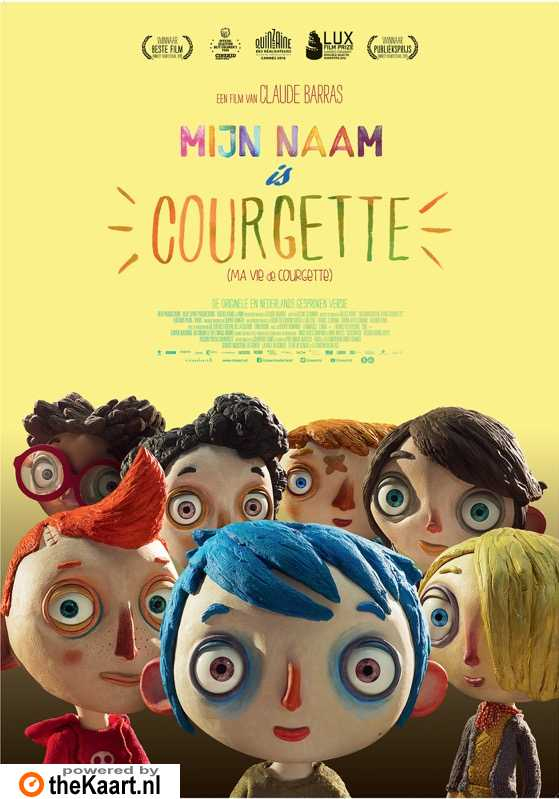 Ma vie de courgette poster, � 2016 Cin�art