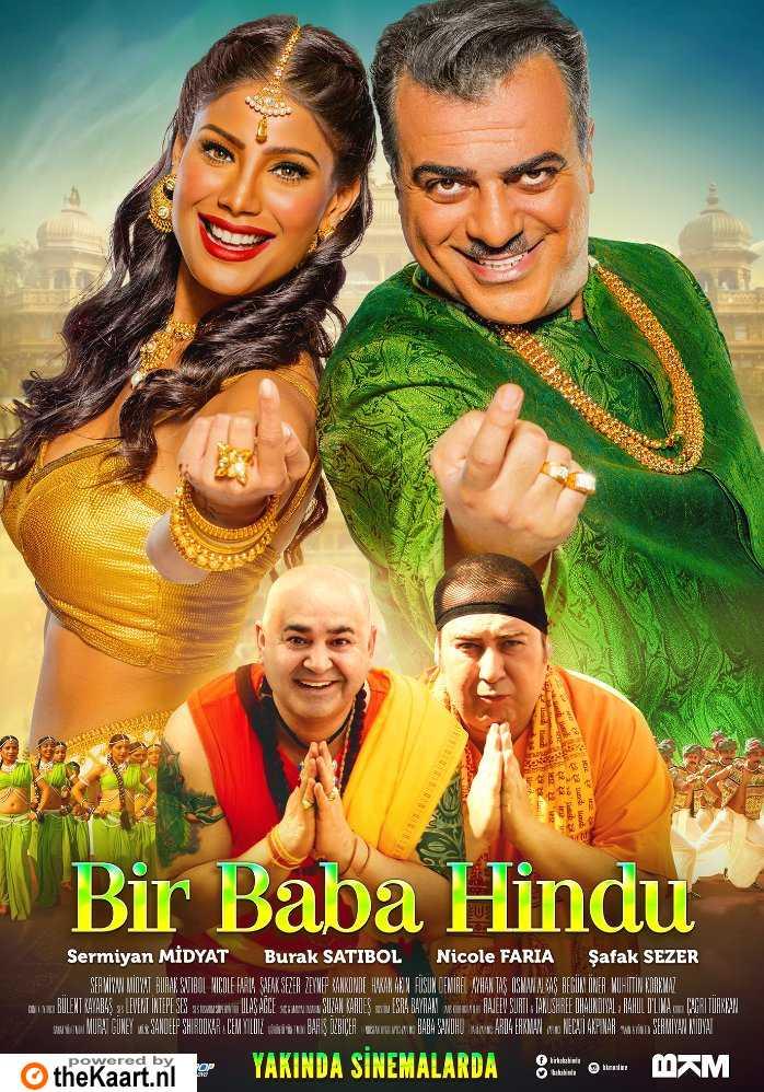 Bir Baba Hindu poster, copyright in handen van productiestudio en/of distributeur
