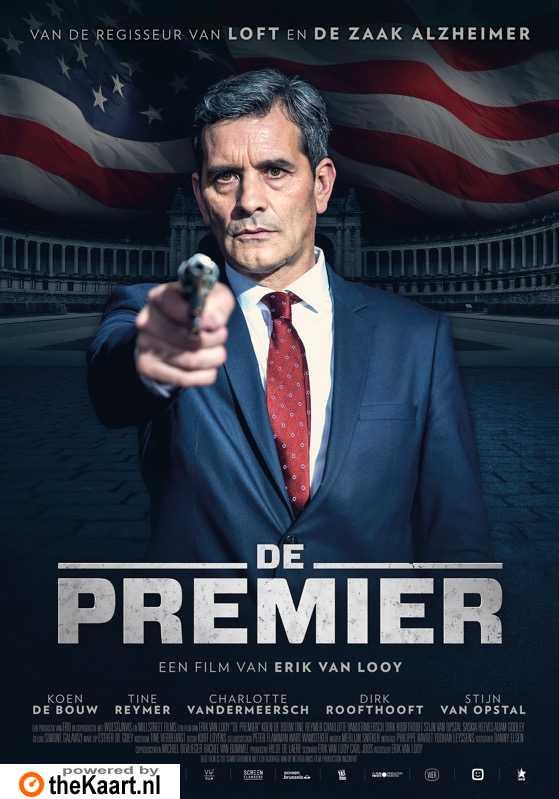 De Premier poster, � 2016 Dutch FilmWorks