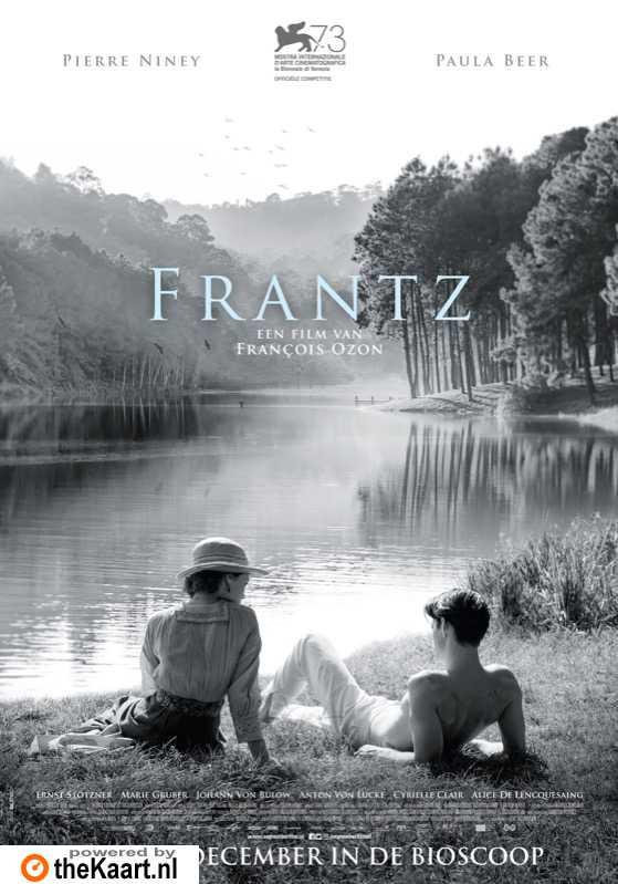 Frantz poster, © 2016 September