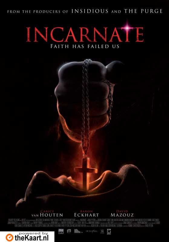 Incarnate poster, © 2015 Dutch FilmWorks