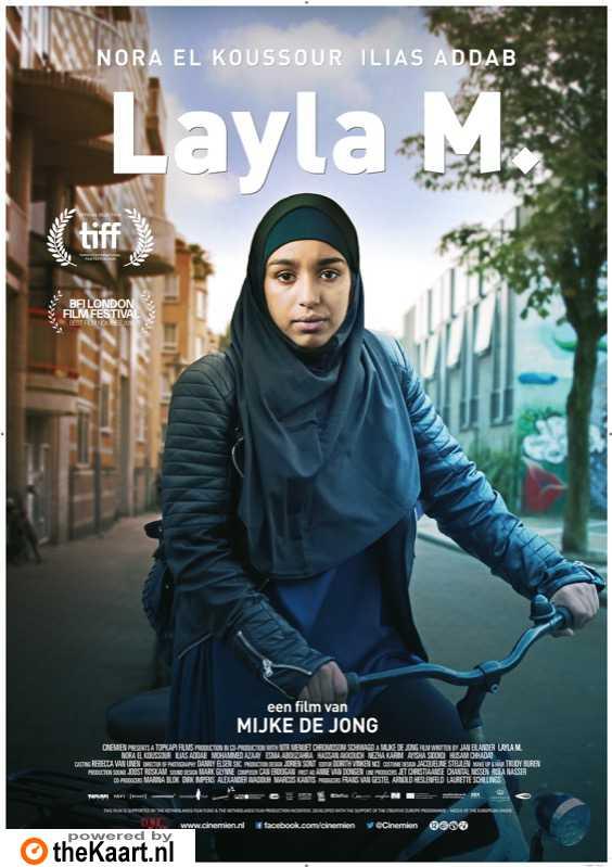 Layla M poster, © 2016 Cinemien