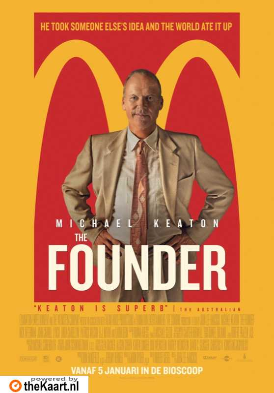 The Founder poster, © 2016 The Searchers