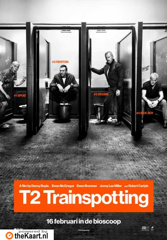 T2: Trainspotting poster, © 2017 Universal Pictures International