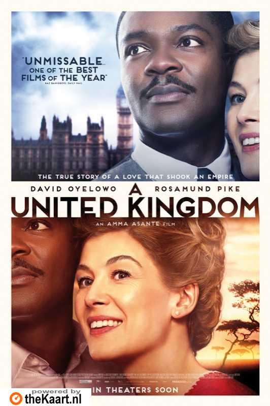 A United Kingdom poster, © 2016 Paradiso