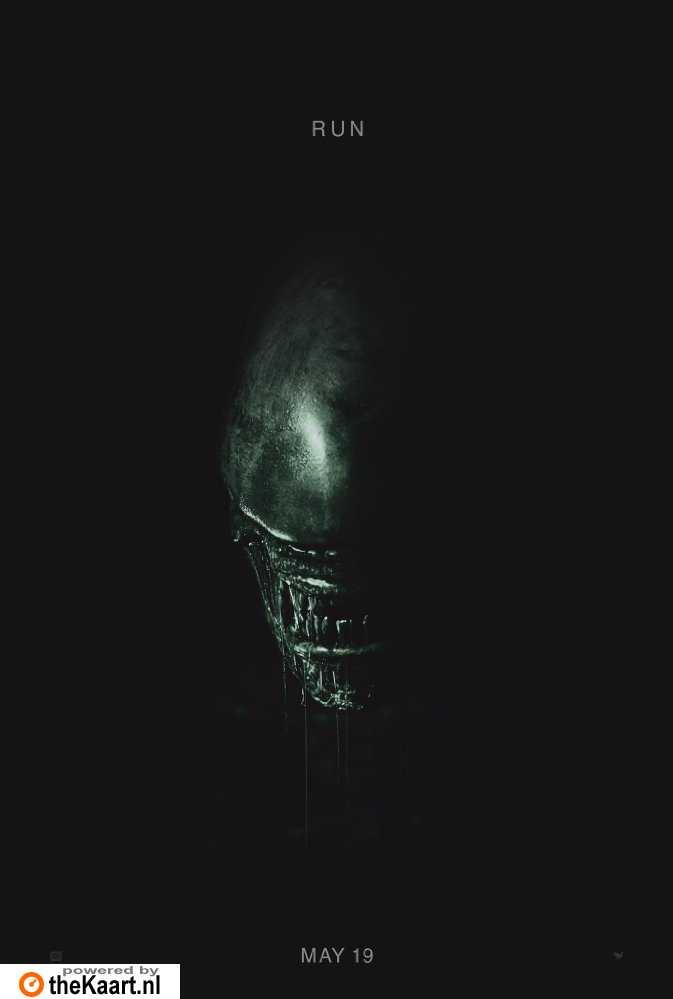 Alien: Covenant poster, © 2017 20th Century Fox