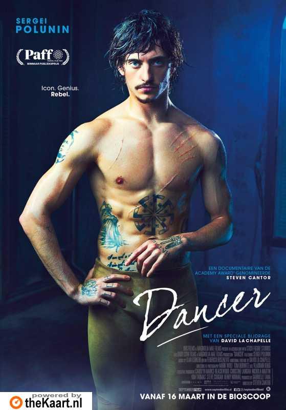 Dancer poster, © 2016 September