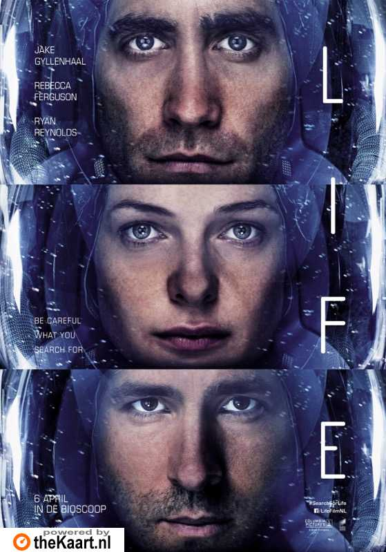 Life poster, © 2017 Universal Pictures International