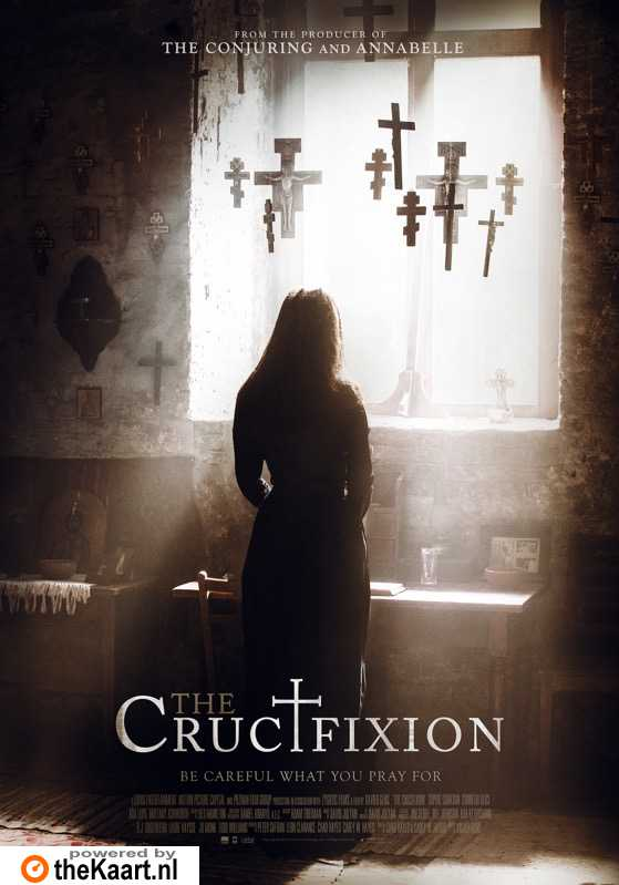 The Crucifixion poster, © 2016 Dutch FilmWorks