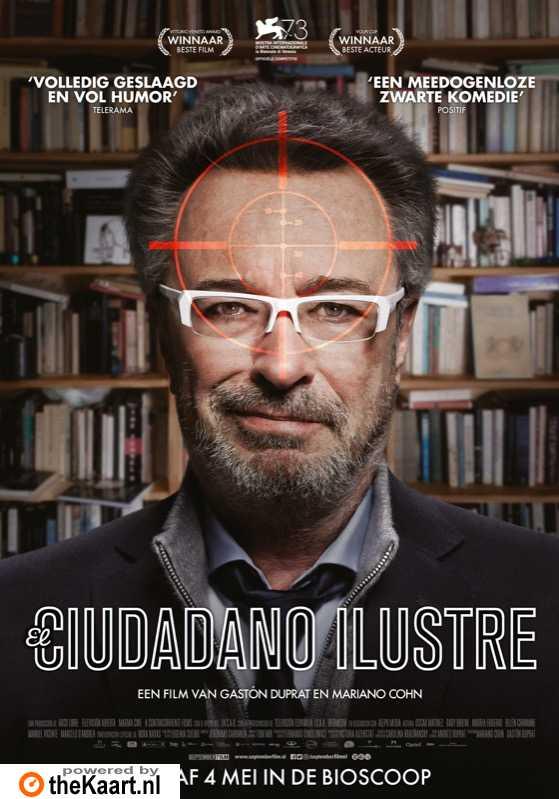 El ciudadano ilustre poster, © 2016 September