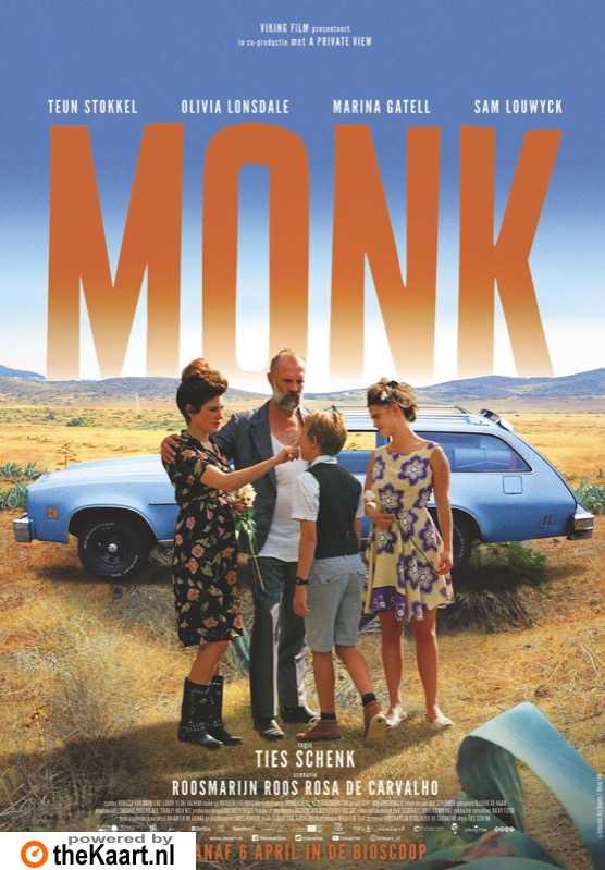 Monk poster, © 2016 Cinéart