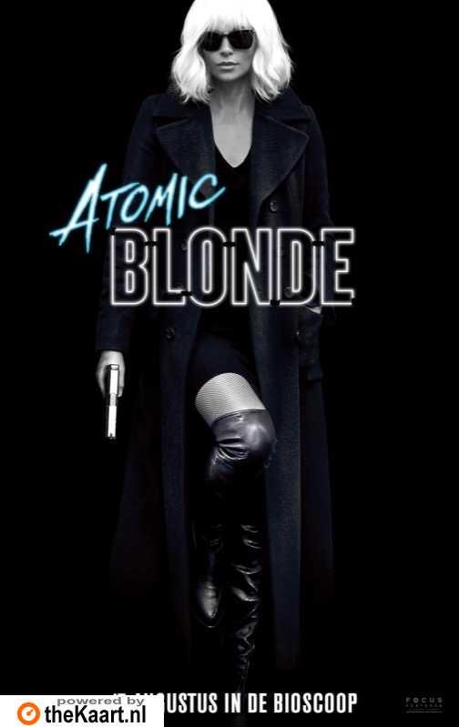 Atomic Blonde poster, © 2017 Universal Pictures International
