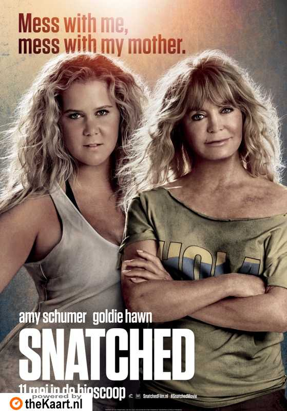 Snatched poster, © 2017 20th Century Fox