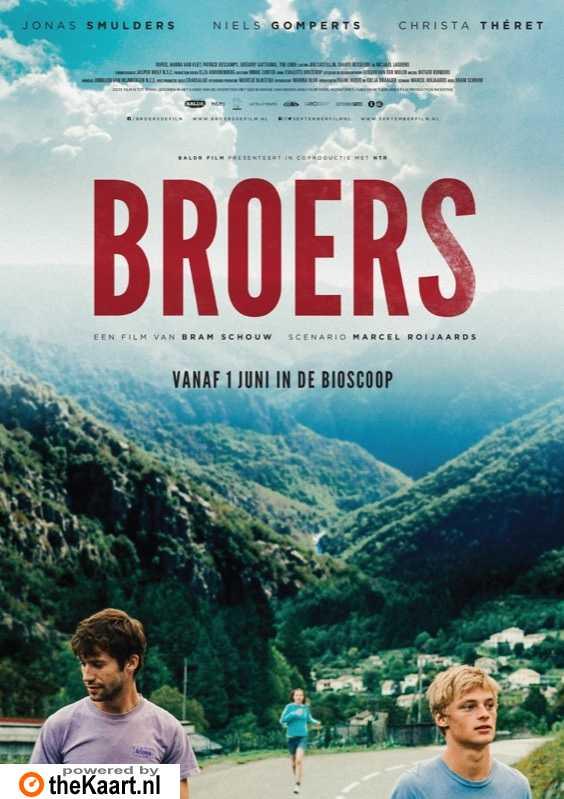 Broers poster, © 2017 September