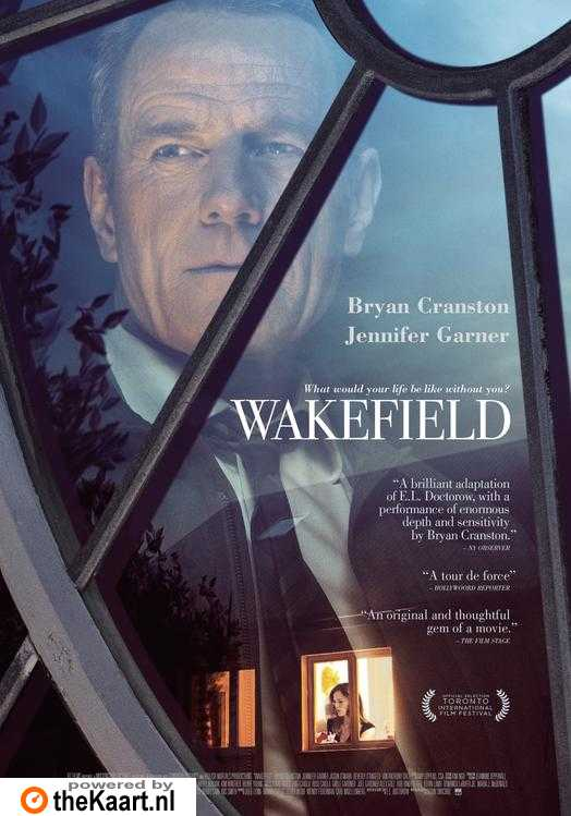 Wakefield poster, © 2016 Dutch FilmWorks