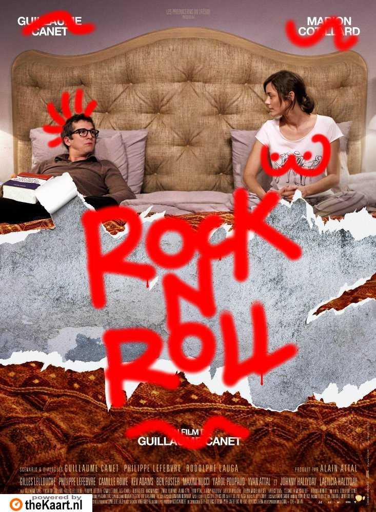 Rock'n Roll poster, © 2017 Cinemien